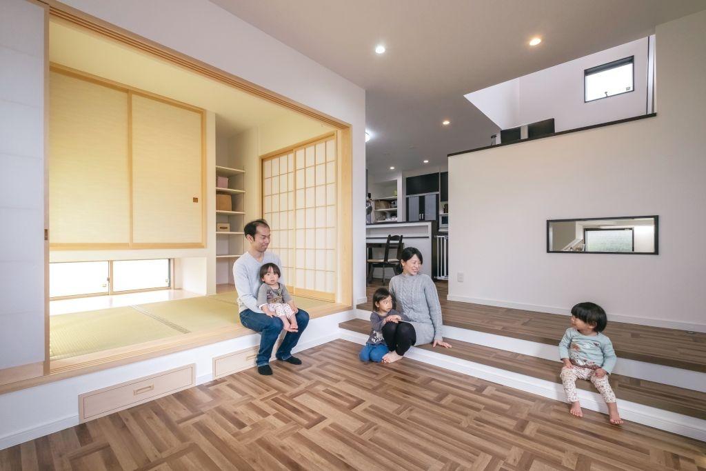デザインと機能性を兼ね備えたZEH住宅に大満足