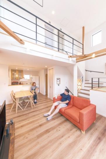 限られた敷地に生み出す ゆとりの3階建て空間
