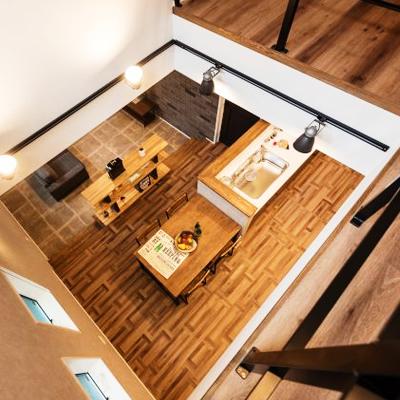 多層空間®の家づくり