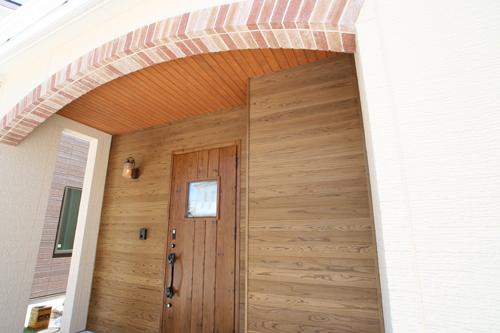 プロヴァンス玄関