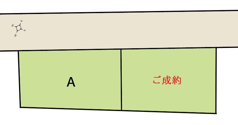 曲金区画図2