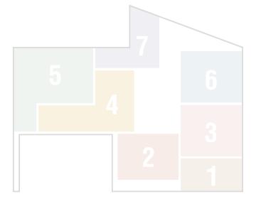 1.多層空間の家づくり