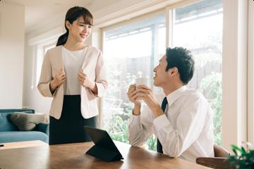 3.共働き夫婦の増加