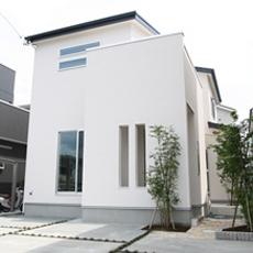 静岡市清水区新築住宅外観4