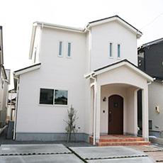 静岡市清水区新築住宅外観3
