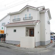 静岡市清水区新築住宅外観2