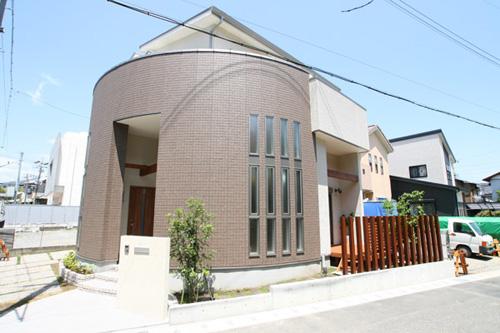 清水区モデルハウス外観5