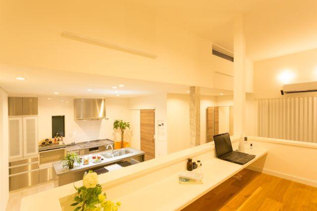 多層空間® 三和建設 収納 静岡市清水区