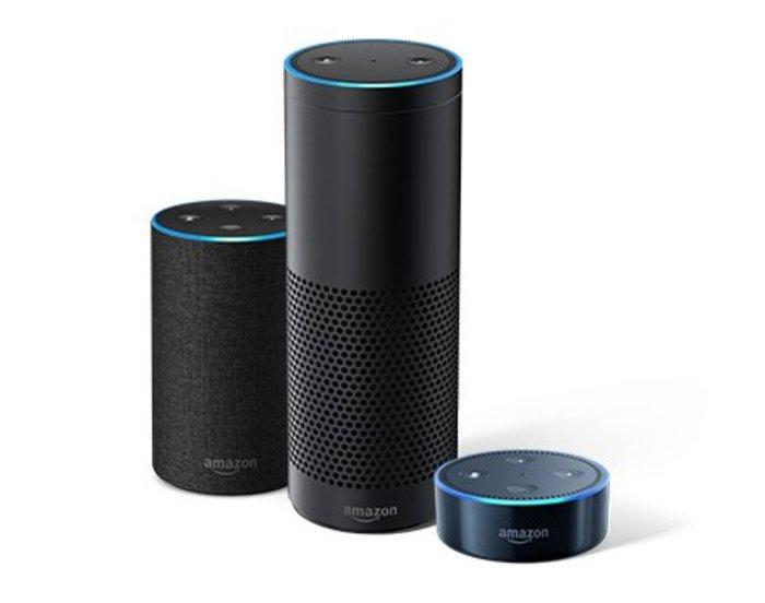 アマゾン スマートスピーカーの特徴  Echoシリーズ  LINEが「Clova」 HomePod
