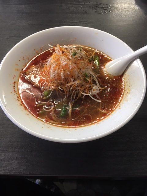 麻辣亭のマーラー麺