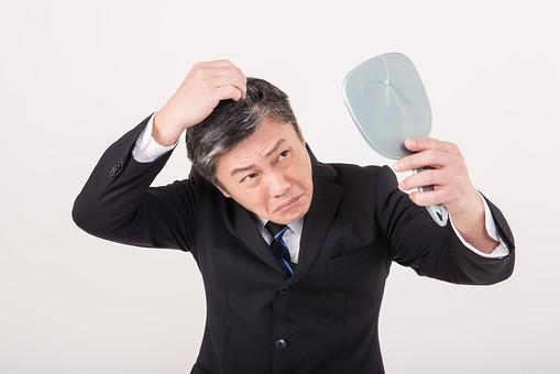 抜け毛 はげ 頭髪 男性ホルモン 生活習慣 生活環境