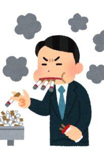高血圧 高脂血症 リスクが高い Dダイマー タバコ 肺胞が潰れ