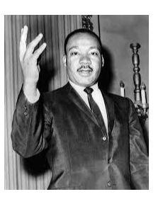 キング牧師の 私には夢がある アフリカの黒人 人種差別のない世の中へ なぜ黒人を差別するのか