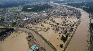 災害発生 コロナ ゲリラ豪雨 レベル5 土石流 地盤が緩み