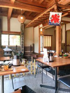 静岡 大原 カフェ 茶の芽 三和建設