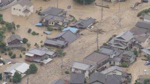 豪雨被害 異常気象 大雨 三和建設