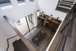 三和建設 プレゼンハウス 注文住宅 快乾空間 多層空間