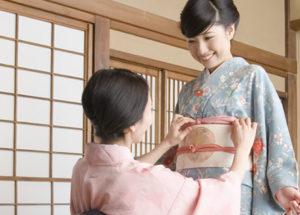 着付け 教室 静岡 三和建設 ヘアセット 着物 美容院