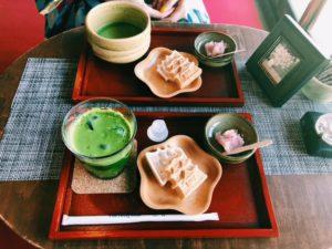 お土産 最中 小田原 抹茶 カフェ ご飯 ランチ