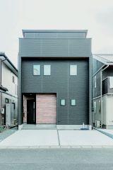 注文住宅 静岡市 自由設計 外観 マイホーム