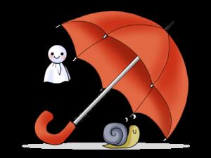 梅雨 雨 傘 洗濯