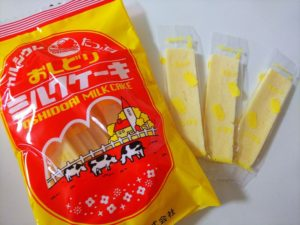 おしどりミルクケーキ 駄菓子屋 静岡 駄菓子 粉ミルク キャンディー